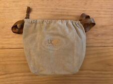 UGG Australia - Tasche Leder Beige 15 x 18 x 13 cm