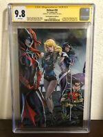 Batman #50 CGC Signature Series 9.8 Signed by J. Scott Campbell Batwoman