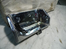 OEM 1989 Mercury Grand Marquis Rear Driver's Side Door Int Chrome Handle Trim