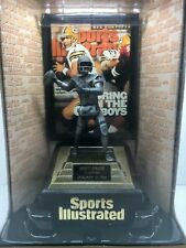 Brett Favre Souvenir Statue Sports Illustrated LOW S/N Pewter Green Bay Packers