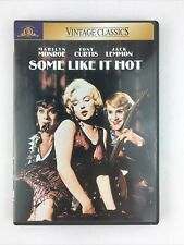 Some Like It Hot (Dvd, 2001, Widescreen) Vg