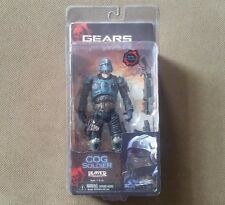 COG SOLDIER GEARS OF WAR 2 NECA  7 INCH FIGURE NEW  RARE