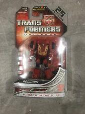 "Hasbro Transformers Universe 25 Years Rodimus 3"" Action Figure New MIB"