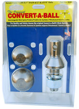 "Convert-A-Ball 904B 2"", 2 5/16"", Ball Set Nickel Plated"