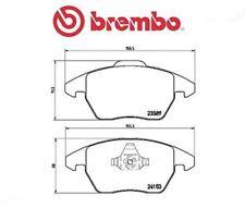P61076 Kit pastiglie freno, Freno a disco (MARCA-BREMBO)