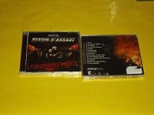 CD NEUF SEXION D'ASSAUT - L'ECRASEMENT DE TETE -