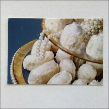 Coconut Pearl by Meli's cake house Postcard (P367)