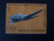 Honduras 1966 - YT Poste aérienne n° 373 neuf sans gomme - Avion postal