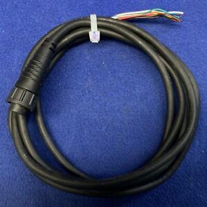 Northstar Navman 8 Pin Power Data Cable For Tracker Explorer Trackfish Fish