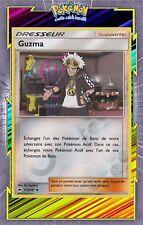 Guzma Reverse - SL3:Ombres Ardentes - 115/147 - Carte Pokemon Neuve Française
