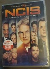 NCIS: The Complete Sixteenth Season 16 DVD (Box Set, 2019)
