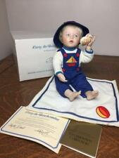 GEORGETOWN COLLECTION Doll COREY THE BEACHCOMBER by Brigitte Deval w/ COA Box