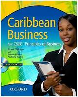 Caribbean Business for CSEC Principles of Business by Wilson, Mark (Mixed media