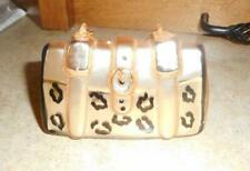 Shiney Copper Purse w/Black Accents for American Model 22 in Doll