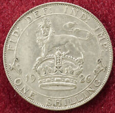 GB Shilling 1926 (B0502)