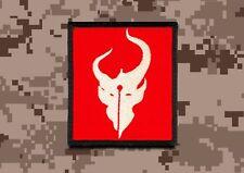Demon Hunter NAVY SEAL VI Team 6 NSWDG  Red Team Patch DEVGRU  Zero Dark Thirty