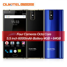 4GB+64GB OUKITEL K3 /K6000 Plus Smartphone Android 7.0 FHD Fingerprint 6080mAh++