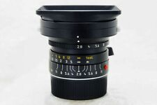 Leica 24mm f2.8 Elmarit M ASPH with Lens Hood for Leica M6, M9, M10, M10-P