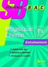 Physique-Chimie Tle S : Enseignement de spécialité de La... | Livre | NEUF