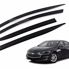Smoke Window Sun Vent Visor Rain Guards 4P K158 For CHEVROLET 2016-2017 Malibu