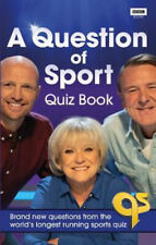 Question of Sport Quiz Book, A: Brand new questions from the world's longest run