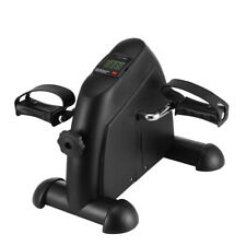 Mini Portable Pedal Exerciser Home Gym Bike Cycle Leg/Arm Exercise Fitness