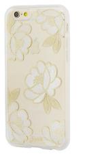 Sonix Clear Coat Florette Flower Design Clear Back Case iPhone 6/6s CR