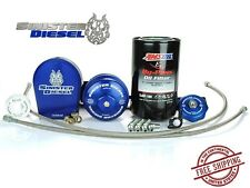 Sinister Diesel Bypass Oil Filter System 03-07 Ford Super Duty 6.0 Powerstroke