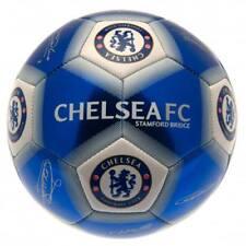 Chelsea Football Signature Taglia 5 Palla Gioco Regalo Nuovo prodotto con licenza ufficiale