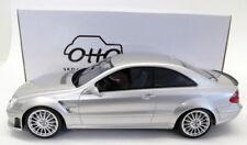 Coche de automodelismo y aeromodelismo CLK Mercedes