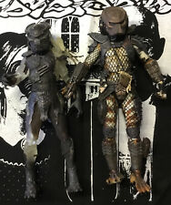 Predator NECA Action Figures LOT Of 2 Incomplete Alien VS Predator FigureAuction