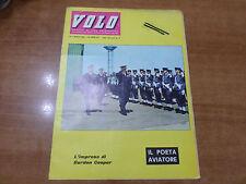 VOLO n.5 del 1963 Mensile di vita aeronautica Aero Club Italia