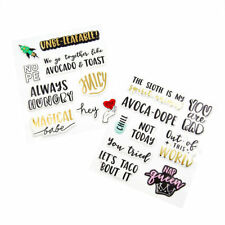 Modern Pop Puffy Word Stickers By Recollections™ 536185 NEW