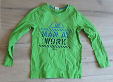 s.Oliver LA-Shirt Gr. 116 122 6 -7 J. TOP Long Langarm