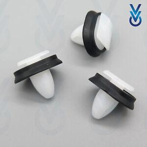 10x VVO® Side Body Moulding Strip Trim Clips for some Citroen Relay / Jumper