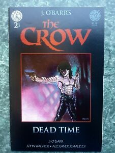 The Crow: Dead Time #2 VF/NM (1996 Kitchen Sink Press)
