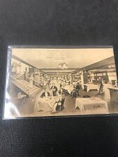 Postcard Ye Oregon Grille Hotel Wright-Dickinson Proprietors Grt View D01