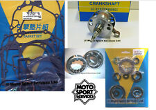 Honda CRF 450 R 13-16 Mitaka Bottom Engine Rebuild Kit Crank Mains Gasket Seal