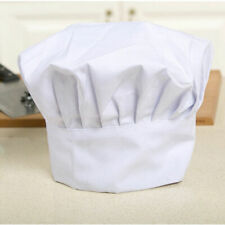 Adjustable pastry Kitchen Cooking Chef Works Uniforms Chef Hat White Chat New