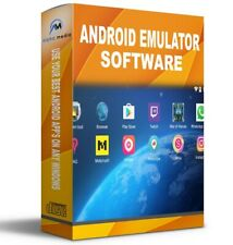 Android Emulator Software PC-CD