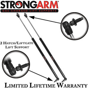 Qty 2 Strong Arm 4290 Dodge Durango 1998 to 2003 Liftgate Lift Supports