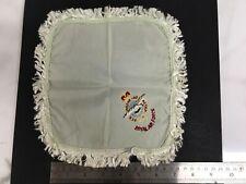 More details for silk handkerchief embroidered raf royal air force souvenir ww2 ww1 world war