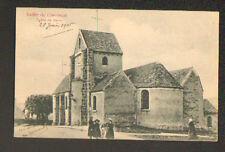 BURES (91) EGLISE trés animée avant 1904 / VALLEE DE CHEVREUSE