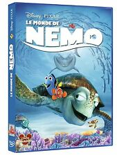 DVD *** Le Monde de Nemo *** Disney Pixar N°72 (neuf emballé)