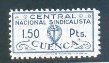CUENCA.- 1.50  PTAS CENTRAL NACIONAL SINDICALISTA