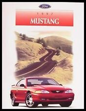 1997 Ford Mustang Color Brochure, GT, Convertible, MINT