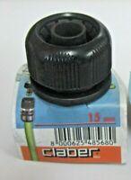 """Raccordo F. 5/8"""" Claber Reflexion Codice 48568 ø 15 mm idraulica giardino tubo"""