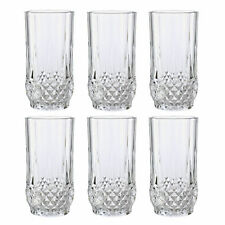 Contemporary Crystal Tumblers Glasses