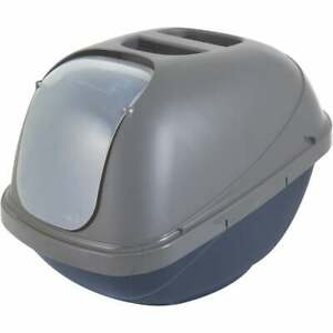 Petmate Large Plastic Hooded Litter Box 42090  - 1 Each