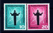 GERMAN OCCUPATION STAMPS - GERMANIA - 1958 - 7th General Assembly of the World V